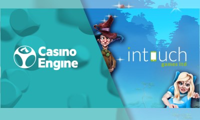 Intouch Games available via EveryMatrix's CasinoEngine