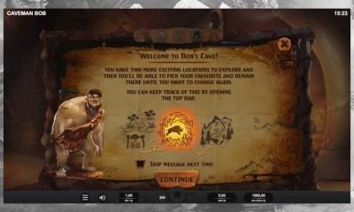 Relax Gaming's Caveman Bob