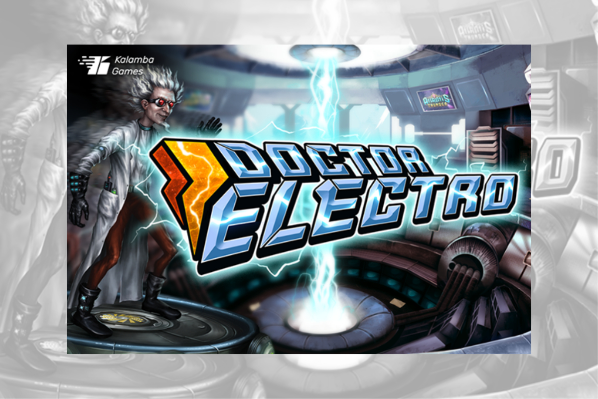 Get buzzing with Kalamba Games' Doctor Electro