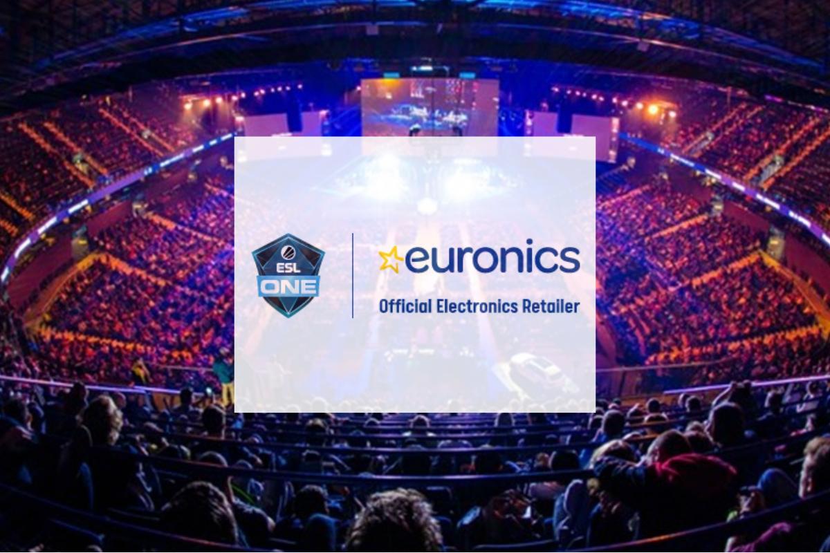 Euronics International Partners with ESL