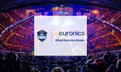 Euronics International Partners with ESL