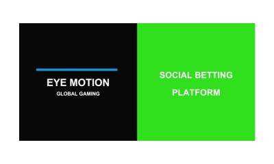 Eye Motion offers Social Betting Platform