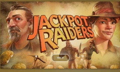 Yggdrasil invites players on an intrepid journey in Jackpot Raiders