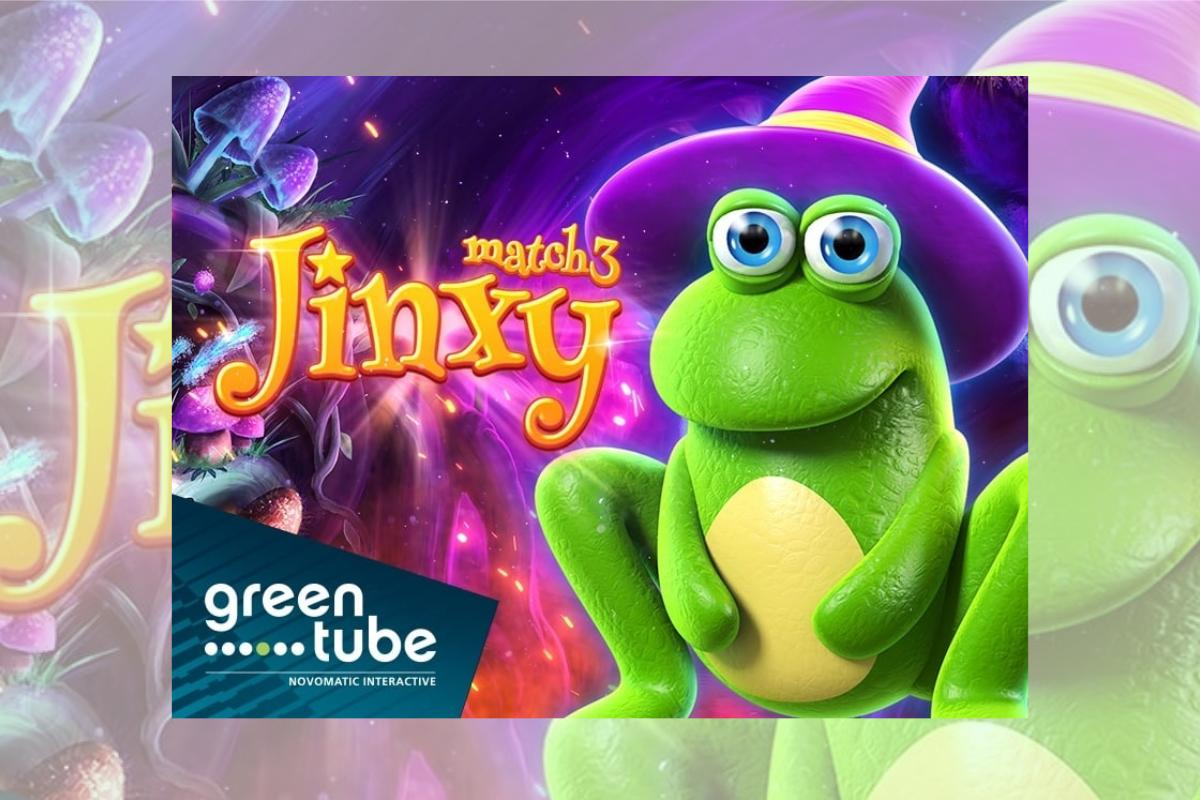Jinxy Match 3 is a sensational slot innovation like no other!