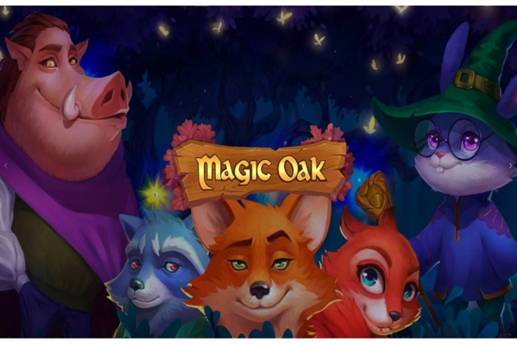 Habanero's Magic Oak slot