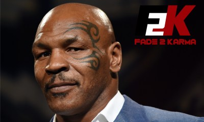Mike Tyson Invests in eSports Team F2K