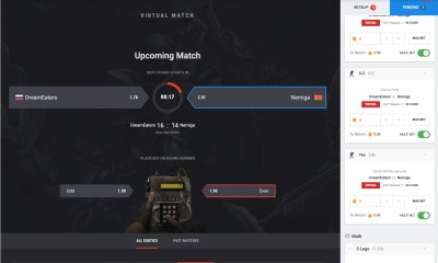 Unikrn Virtual Betting Merges Classic Thrills & Esports Themes