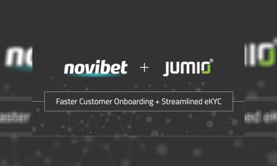 Novibet Wagers on Jumio for Faster Customer Onboarding and Streamlined
