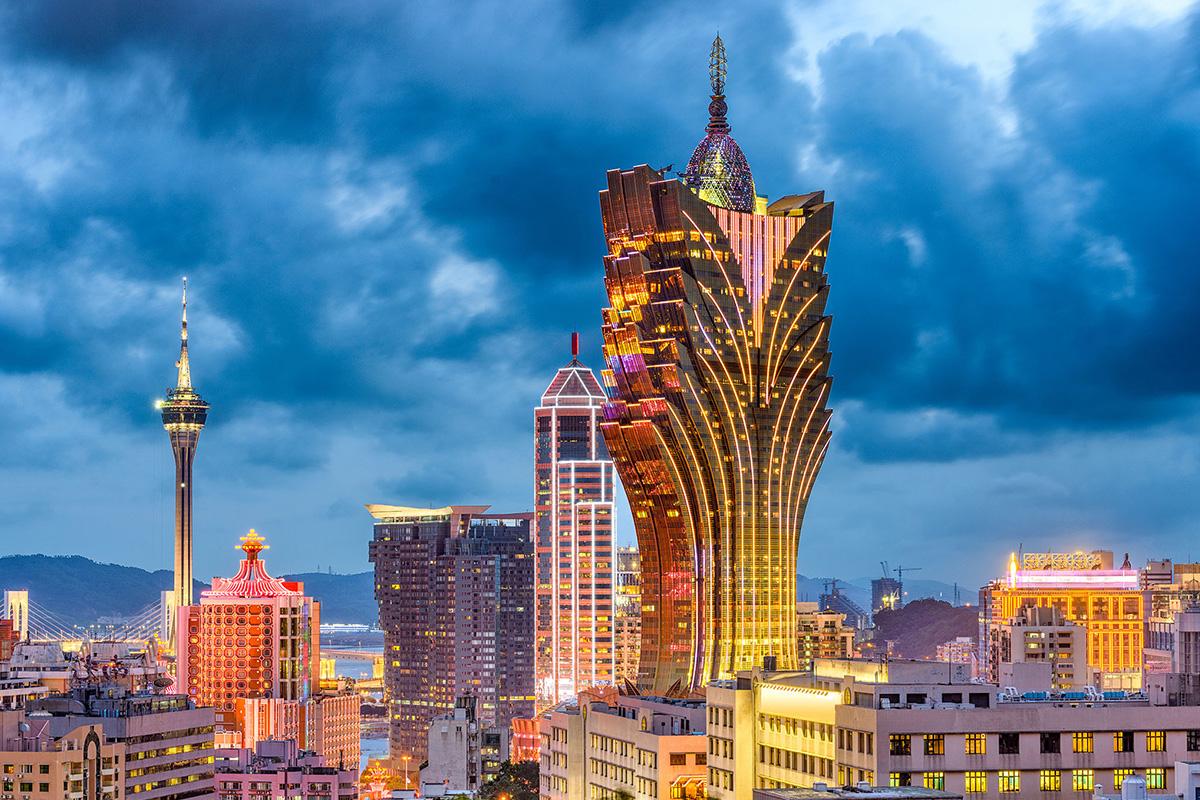 Casino Revenue of Macau Increases in May