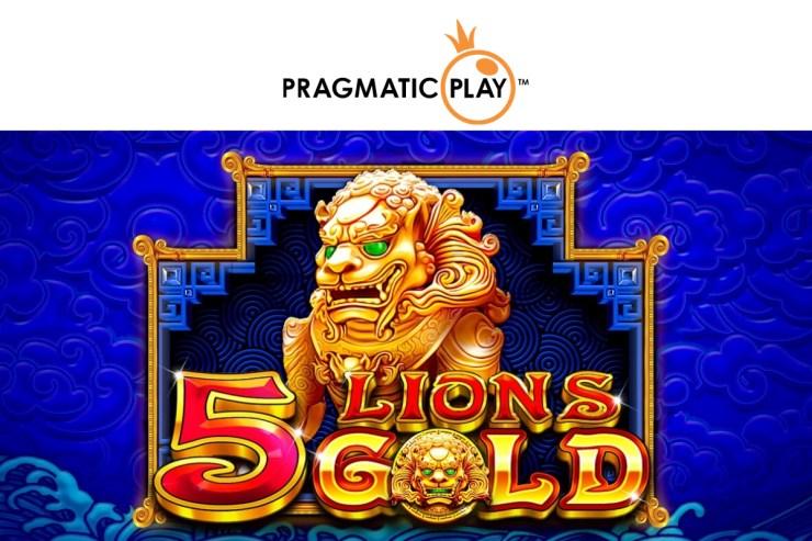 PRAGMATIC - 5 LIONS GOLD