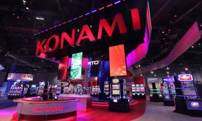Casino Fortuna Installs Konami's Opus Slot Machine