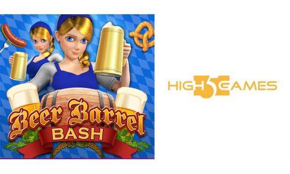 High 5 Games brews a winner with Beer Barrel Bash