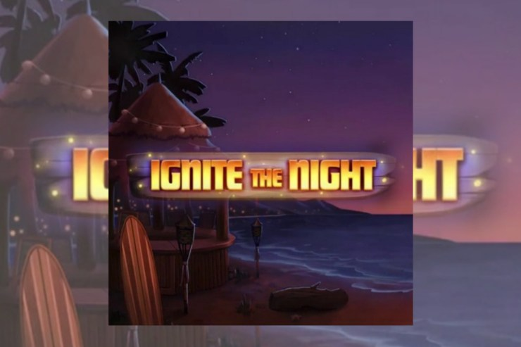 Relax Gaming - Ignite the Night