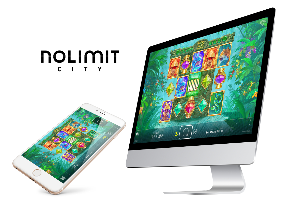 Nolimit City's latest game, Mayan Magic Wildfire, released
