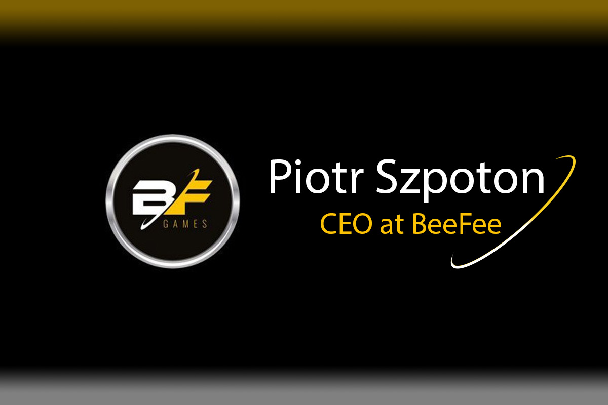 Exclusive interview with Piotr Szpoton, CEO at BeeFee