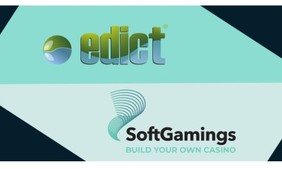 SoftGamings Partners Up with Edict