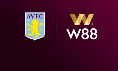 W88 the New Principal Partner of Aston Villa for 2019/20