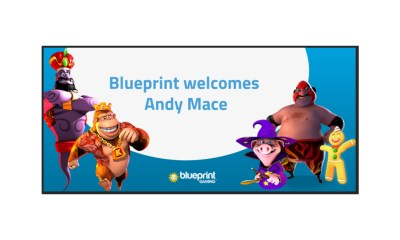 Andy Mace appointed Director of Accounts at Blueprint Gaming