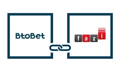 BtoBet partners with Fazi in casino portfolio upgrade