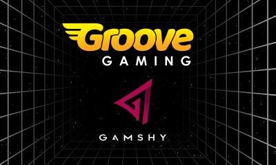 Gamshy lends its game face to GrooveGaming to get into the global operator groove