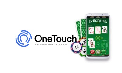 OneTouch launches In Between Poker