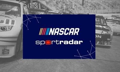 Sportradar Extends Media Partnership with NASCAR