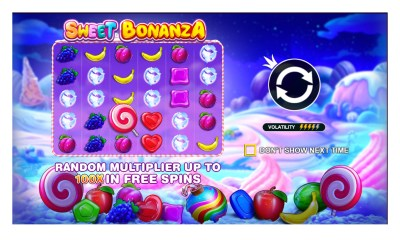 Pragmatic Play Launches Sweet Bonanza
