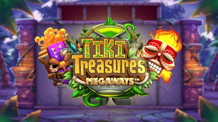 Blueprint Gaming Tiki Treasures Megaways™