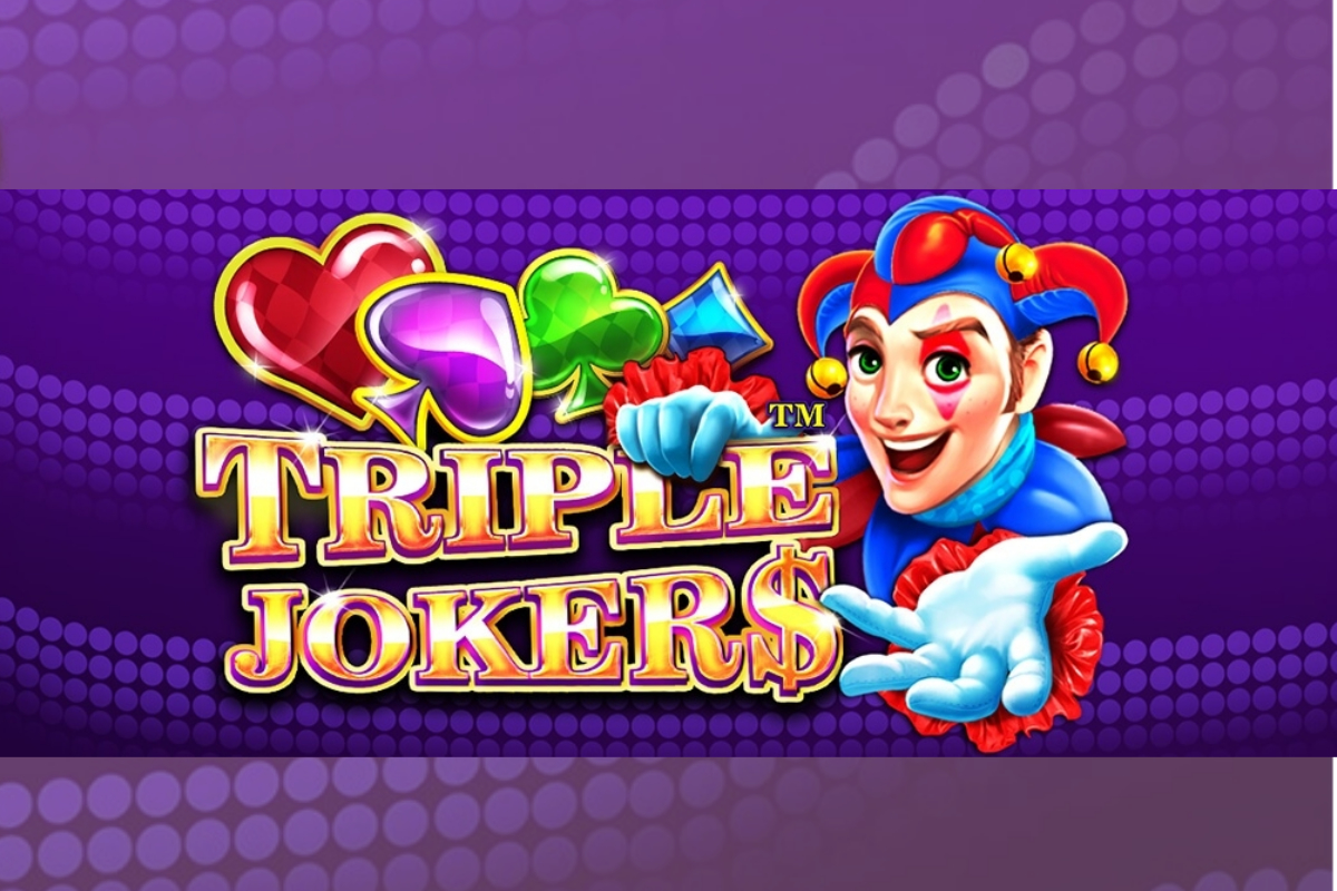 Pragmatic Play Delights Slots Fans With Triple Jokers