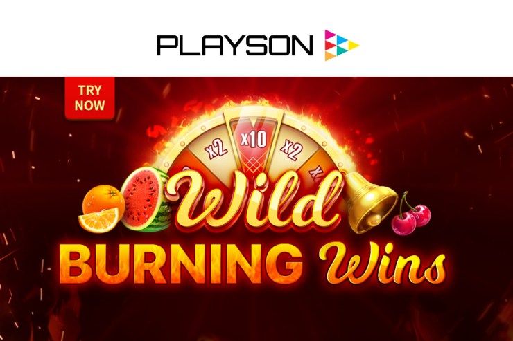 Wild Burning Wins: 5 Lines set to blaze a trail for Playson