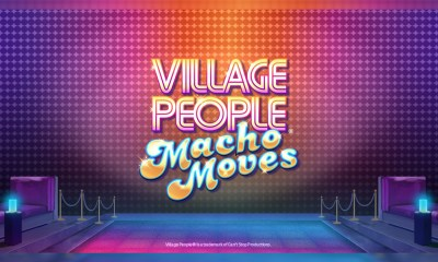 Microgaming with Village People® Macho Moves