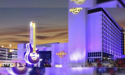Guest Hits $400,000 Jackpot at Seminole Hard Rock Hotel & Casino Hollywood