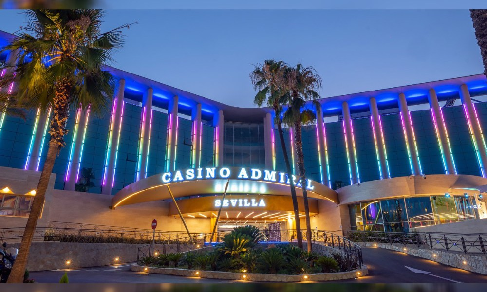 Casino Admiral Sevilla Celebrates Opening European Gaming