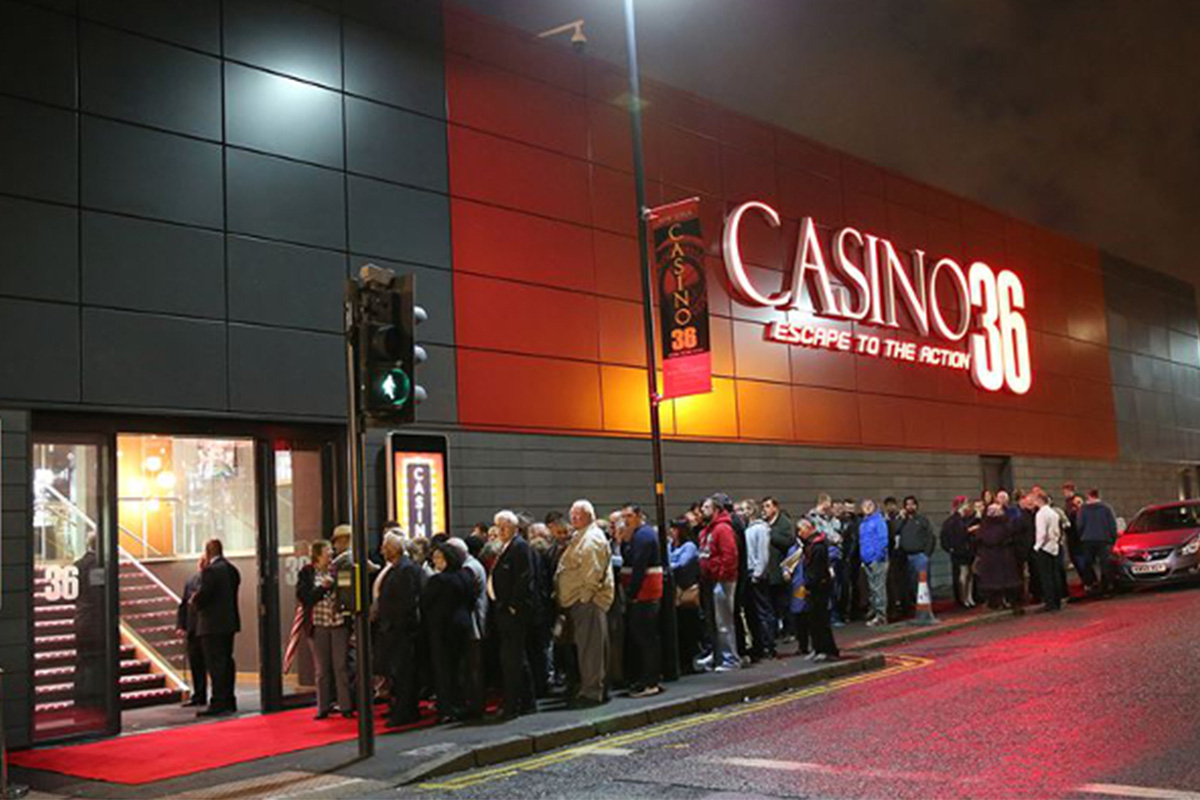 UKGC: new licence conditions for Casino 36, with money laundering and social responsibility failures