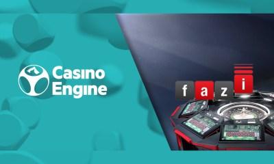 Fazi Interactive gaming portfolio available via CasinoEngine