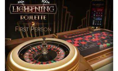 First Person Lightning Roulette and Dream Catcher join Evolution's RNG games range