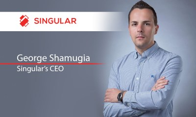 Exclusive Interview with George Shamugia, Singular's CEO