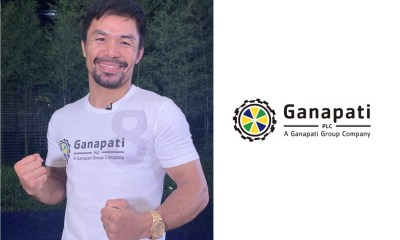 Ganapati to Launch Manny Pacquiao Slot Game in September