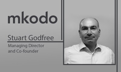 Exclusive interview with Stuart Godfree, Managing Director and co-founder, mkodo