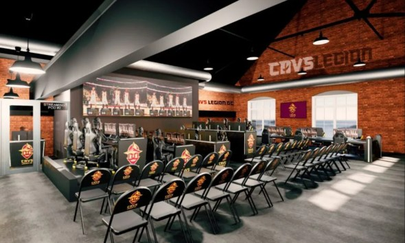 Cavs Legion Gaming Club Announces Plans for Esports Center in Cleveland's Battery Park Neighborhood