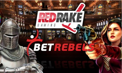 BetRebels chooses Red Rake Gaming