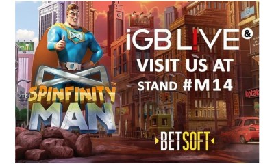 Betsoft to reveal summer smash hit slots at iGB Live! 2019