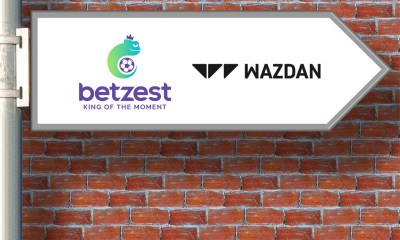 Leading Operator Betzest goes live with Wazdan Games