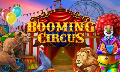 Booming Games presents Booming Circus