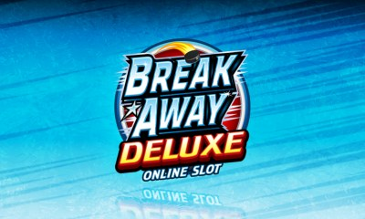 "Microgaming ""Break Away Deluxe"""