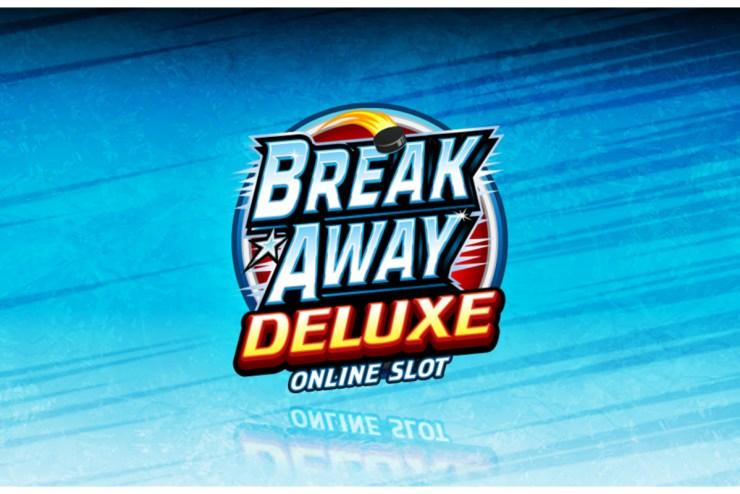 """Microgaming """"Break Away Deluxe"""""""
