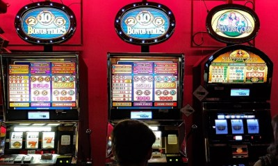Myth-Busting UNLV Study Reveals that Gamblers Can't Detect Slot Machine Payout Percentages