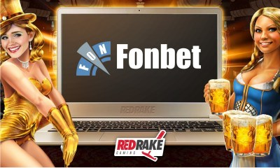 Red Rake bolsters its presence in Russia and introduce their games in Ukraine with Fonbet