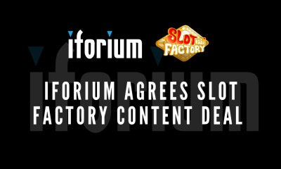 Iforium agrees Slot Factory content deal