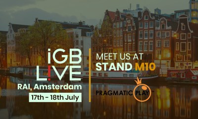 Pragmatic Play To Light Up iGB Live!